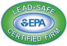 LEAD-SAFE Certified firm